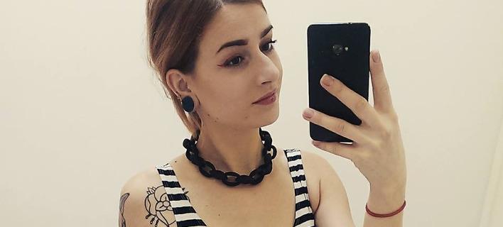 Η 22χρονη Iuliana Tudos, που βρέθηκε νεκρή σε πάρκο του Λονδίνου. Φωτογραφία: Facebook