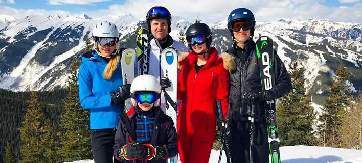 Η οικογένεια της Ιβάνκα Τραμπ κάνει σκι «με τα λεφτά των φορολογούμενων»