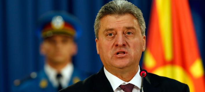 Ο Γκιόργκι Ιβάνοφ (Φωτογραφία: AP Photo/Darko Vojinovic)