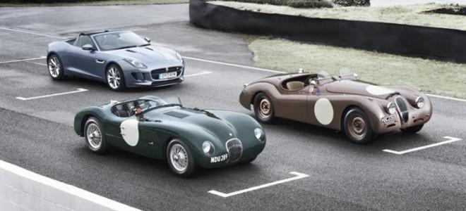 Η συναρπαστική ιστορία των σπορ Jaguar σε βίντεο
