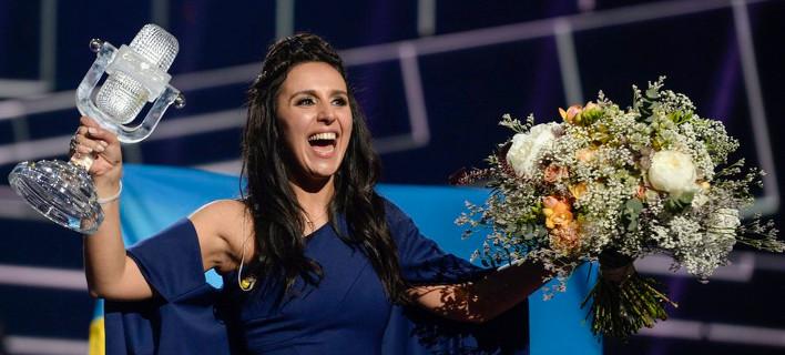 Liberation: H Tζαμάλα πολέμησε τον Πούτιν με ένα τραγούδι στην Eurovision