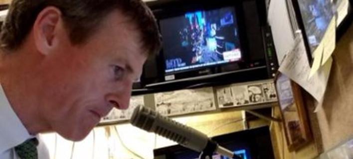 Από τις 25 Ιουνίου ο Ντιπρέ θα ξανακούγεται στο ραδιόφωνο, φωτογραφία twitter.com/jamiedupree