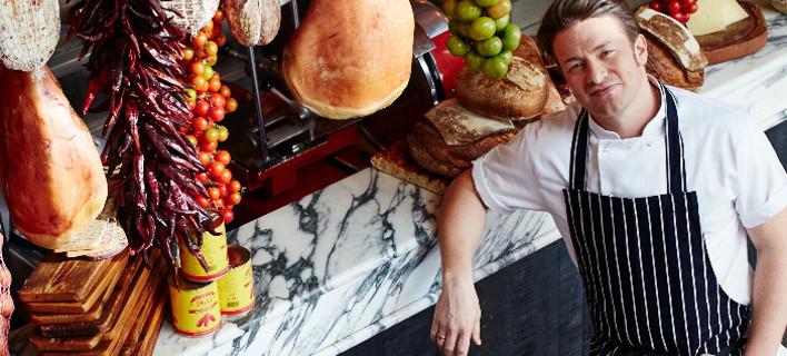 Ηταν το 32ο της αλυσίδας «Jamie's Italian», φωτογραφίες: jamieoliver.com