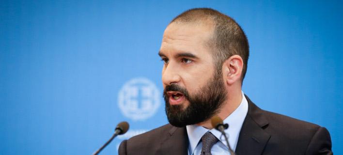 Τζανακόπουλος: Αν η ΝΔ αμφισβητεί την κυβέρνηση ας καταθέσει πρόταση μομφής