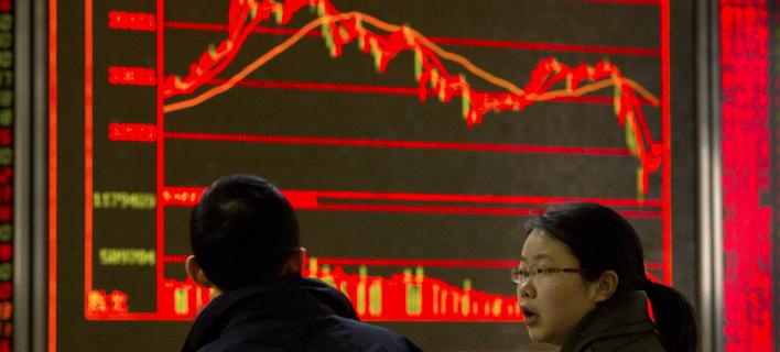 Χρηματιστήριο Ιαπωνία/ Φωτογραφία AP images