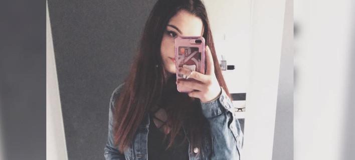 Η 18χρονη Chloe Martin /Φωτογραφία: Instagram/chloed.x