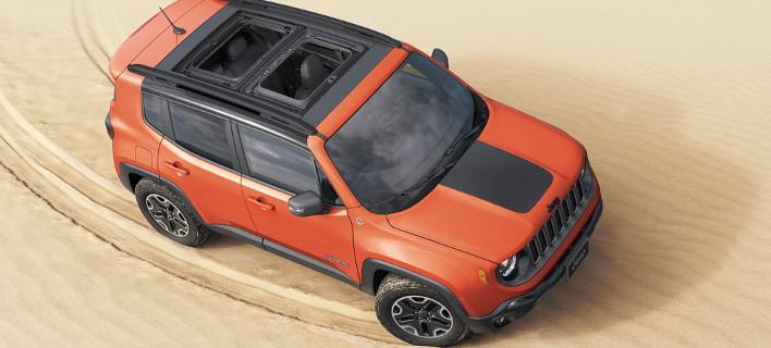 H Jeep εξετάζει μοντέλο μικρότερο του Renegade