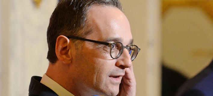 Ο νέος Γερμανός Υπουργός Εξωτερικών, Φωτογραφία: AP