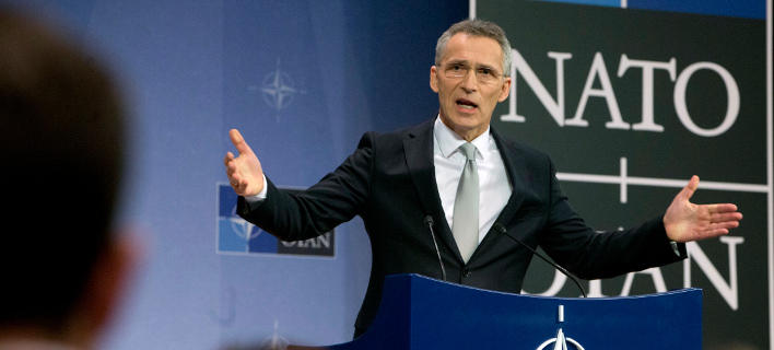 Στόλτεμπεργκ: Να τα βρείτε μόνοι σας για το θέμα των δύο Ελλήνων στρατιωτικών -Νίπτει τας χείρας του το ΝΑΤΟ