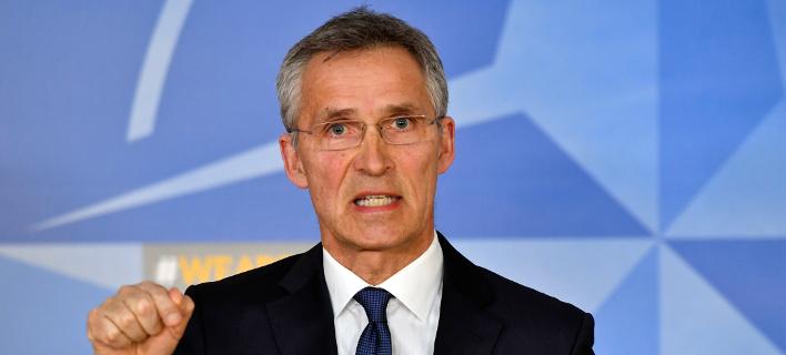 Στόλτενμπεργκ: Το ΝΑΤΟ δεν θα αναπτύξει πρόσθετες δυνάμεις στις χώρες της Βαλτικής