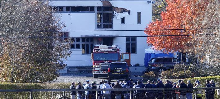 ΗΠΑ: Ξεκλήρισαν οικογένεια ομογενούς -Τους σκότωσαν κι έβαλαν φωτιά στην έπαυλη [εικόνες]