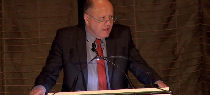 O Τόμας Τζέσελ έχει λάβει βραβείο Kavli για τη Νευροεπιστήμη