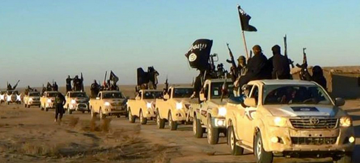 To «Ισλαμικό Κράτος» προπαγανδίζει μέσω των social media την ιδεολογία του (Φωτογραφία: ΑΡ/αρχείο)