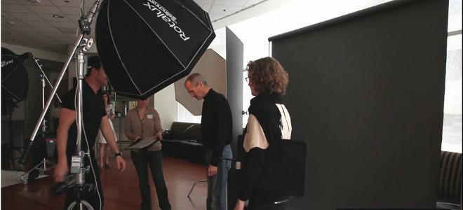 Η τελευταία φωτογράφηση του ιδρυτή της Apple, Στιβ Τζομπς [βίντεο]