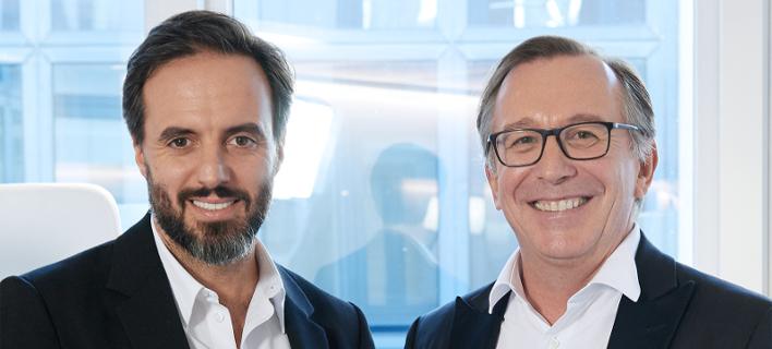 Jose Neves and Bruno Pavlovsky @Olivier Saillant
