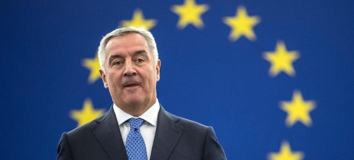 Πρόεδρος Μαυροβουνίου/Φωτογραφία: AP