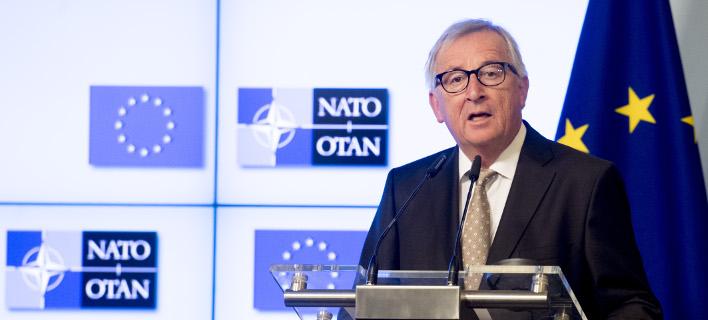 «Δεν πρέπει να εισάγουμε αστάθεια από τα δυτικά Βαλκάνια στην ΕΕ» /Φωτογραφία: EUROKINISSI