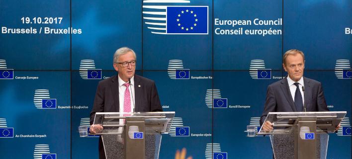 Εμφύλιος στην ΕΕ για το προσφυγικό / Φωτογραφία: ΑΡ