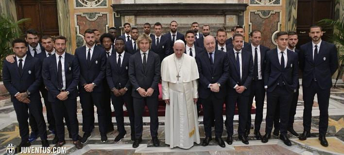 Φωτογραφία: Twitter/Juventus
