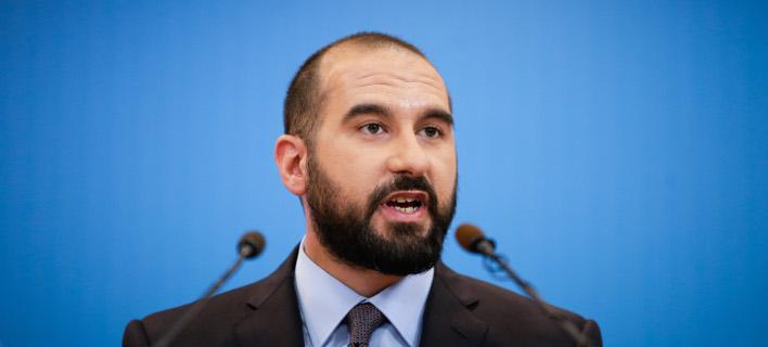 Δημήτρης Τζανακόπουλος, Φωτογραφία: Eurokinissi/ΣΤΕΛΙΟΣ ΜΙΣΙΝΑΣ