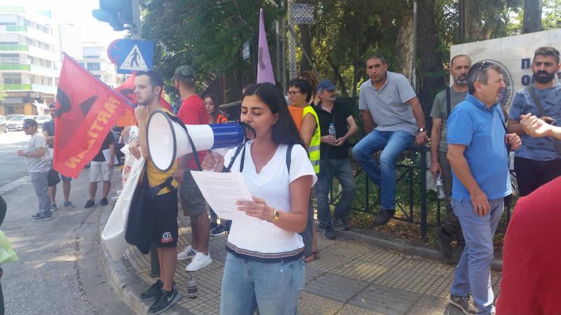 Να μην απελαθεί ο τούρκος ακτιβιστής Τουργκούτ Καγιά ζητούν αλληλέγγυοι- φωτογραφια iefimerida