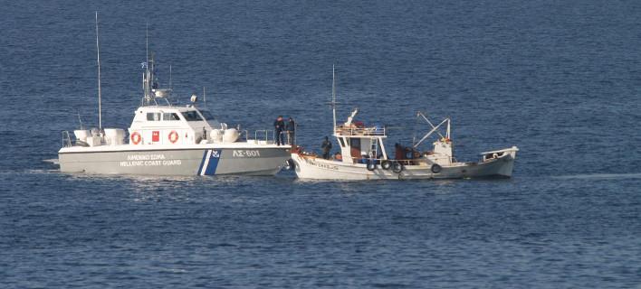 Νέες προκλήσεις από την Τουρκία -Αυτή τη φορά με μεγάλα αλιευτικά / Φωτογραφία: Eurokinissi