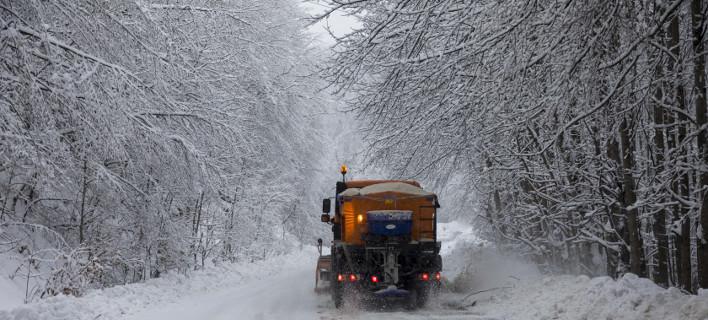 Χιόνι, φωτογραφία: ΜΟΤΙΟΝΤΕΑΜ/ΒΕΡΒΕΡΙΔΗΣ ΒΑΣΙΛΗΣ