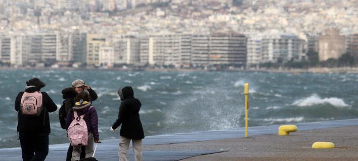 Κρύο και ισχυροί άνεμοι / Φωτογραφία: ΜΟΤΙΟΝΤΕΑΜ / ΚΩΝΣΤΑΝΤΙΝΙΔΗΣ ΓΙΩΡΓΟΣ