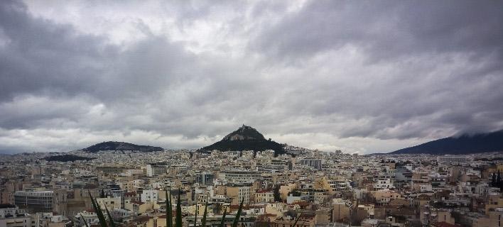 Συννεφιά και βροχές την Τετάρτη (Φωτογραφία: EUROKINISSI/ ΑΝΤΩΝΗΣ ΝΙΚΟΛΟΠΟΥΛΟΣ)