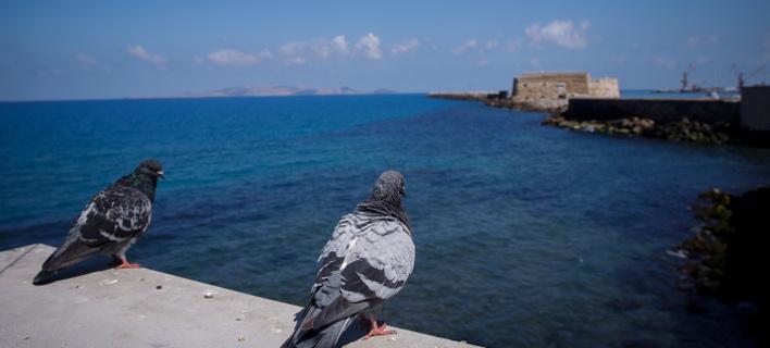 Το λιμάνι του Ηρακλείου (Φωτογραφία: ΔΗΜΟΠΟΥΛΟΣ ΘΑΝΑΣΗΣ - Eurokinissi)