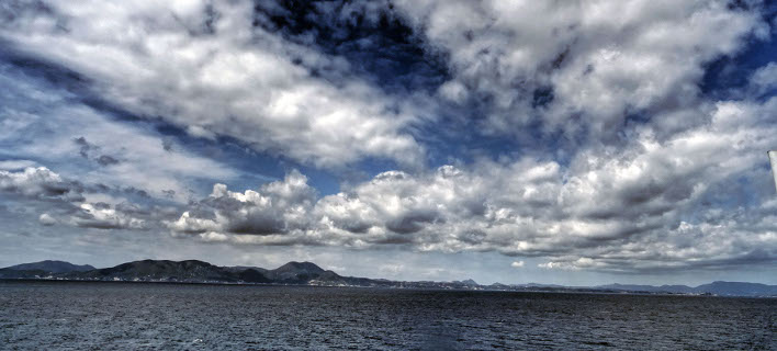 Καιρός (Φωτογραφία: EUROKINISSI/ΓΙΩΡΓΟΣ ΚΟΝΤΑΡΙΝΗΣ)