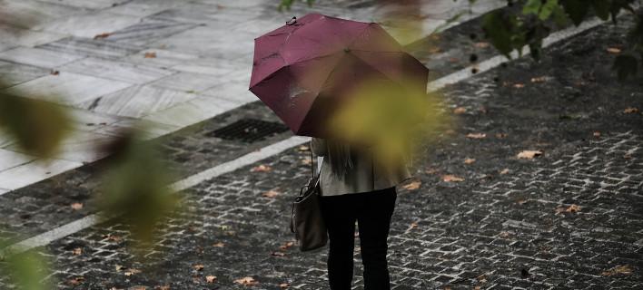 Τοπικές βροχές και άνοδος θερμοκρασίας την Τρίτη