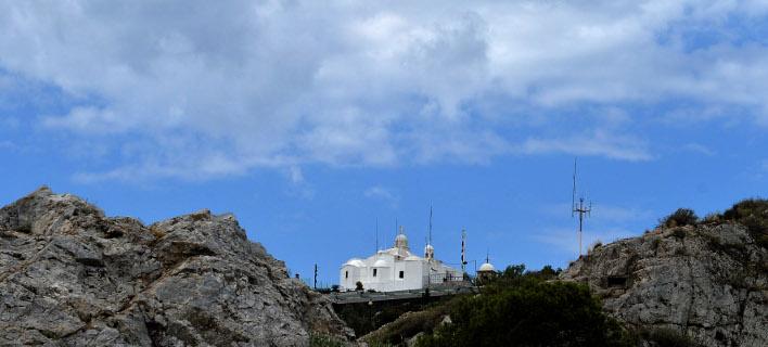 Σύννεφα πάνω από την Αθήνα (Φωτογραφία: IntimeNews/ΚΩΤΣΙΑΡΗΣ ΓΙΑΝΝΗΣ)