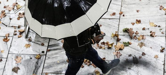 Βροχές και καταιγίδες την Τρίτη -Σαρώνει η «Ευρυδίκη» τη χώρα