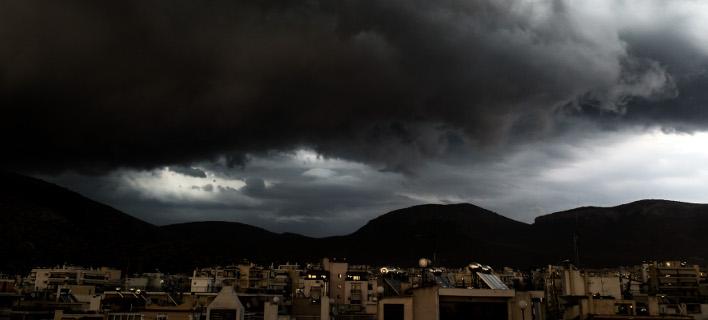 Βροχές και καταιγίδες το Σάββατο -Συνεχίζεται η κακοκαιρία