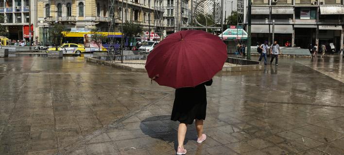 Αστατος ο καιρός την Τρίτη (Φωτογραφία: intimenews/ΛΙΑΚΟΣ ΓΙΑΝΝΗΣ)