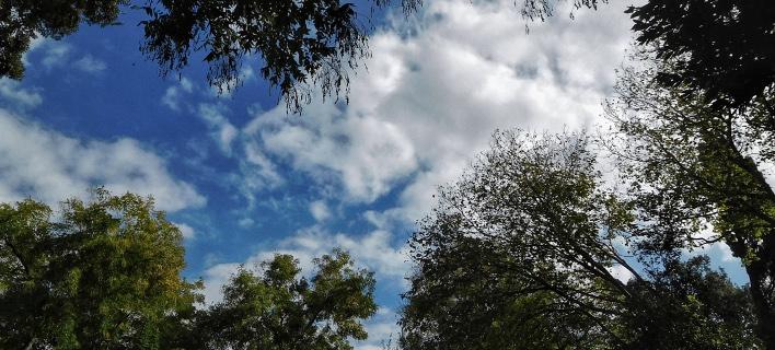 Συννεφιά σήμερα/ Φωτογραφία: EUROKINISSI- ΓΙΩΡΓΟΣ ΚΟΝΤΑΡΙΝΗΣ