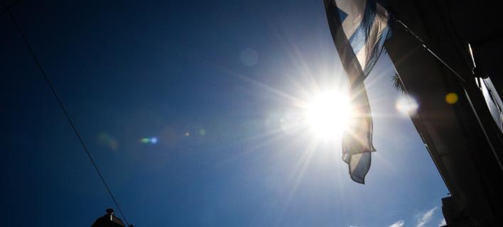 Νέα πτώση της θερμοκρασίας την Τετάρτη/ Φωτογραφία: EUROKINISSI- ΤΑΤΙΑΝΑ ΜΠΟΛΑΡΗ