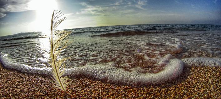 Καιρός για παραλία σήμερα (Φωτογραφία: EUROKINISSI/ΓΙΩΡΓΟΣ ΚΟΝΤΑΡΙΝΗΣ)