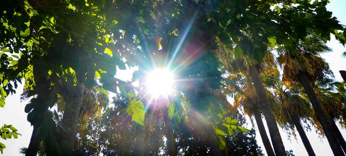 Γενικά αίθριος ο καιρός την Τετάρτη (Φωτογραφία: EUROKINISSI/ ΓΙΩΡΓΟΣ ΚΟΝΤΑΡΙΝΗΣ)