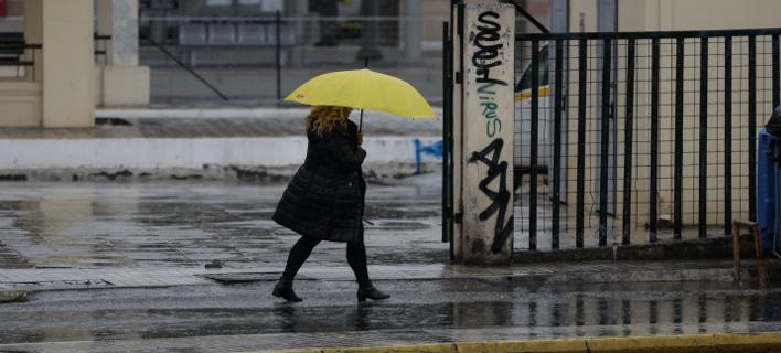 Βροχές αναμένονται σήμερα/ Φωτογραφία: EUROKINISSI- ΣΤΕΛΙΟΣ ΜΙΣΙΝΑΣ
