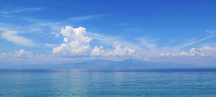 Αίθριος θα είναι ο καιρός σήμερα (Φωτογραφία: EUROKINISSI/ΤΑΤΙΑΝΑ ΜΠΟΛΑΡΗ)