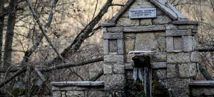 Πέφτει η θερμοκρασία σήμερα (Φωτογραφία: EUROKINISSI/ΑΝΤΩΝΗΣ ΝΙΚΟΛΟΠΟΥΛΟΣ)