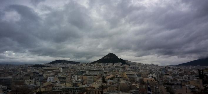 Μικρή πτώση της θερμοκρασίας σήμερα (Φωτογραφία: EUROKINISSI/ ΑΝΤΩΝΗΣ ΝΙΚΟΛΟΠΟΥΛΟΣ)