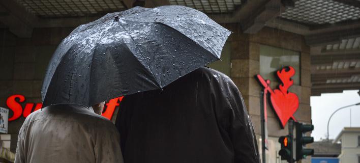 Βροχές την Τετάρτη (Φωτογραφία: EUROKINISSI/ΛΥΔΙΑ ΣΙΩΡΗ)