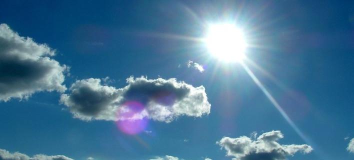 «Χτυπάει» 30άρια η θερμοκρασία την Κυριακή