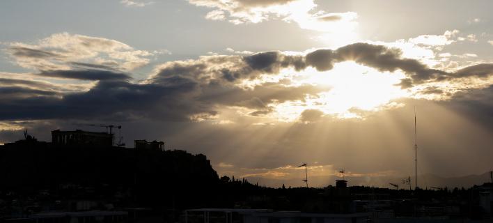 Η πρόγνωση του καιρού/Φωτογραφία: Eurokinissi