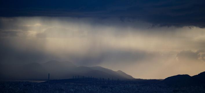 Bροχές και καταιγίδες την Πέμπτη -Σε ποιες περιοχές