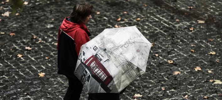Συνεχίζεται και την Τετάρτη η κακοκαιρία -Bροχές και καταιγίδες