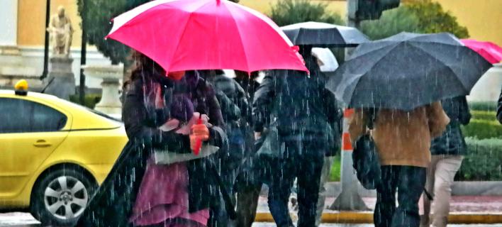 Εκτακτο Δελτίο Επιδείνωσης Καιρού: Ισχυρές καταιγίδες, πότε και πού θα χτυπήσουν